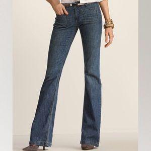 CAbi 318L Farrah Jeans 12 Long
